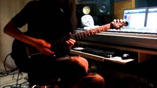 Andy James Guitar Academy Dream Rig Competition - YE XIAO