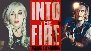 Asking Alexandria - Into The Fire (Cover by Chase the Comet)