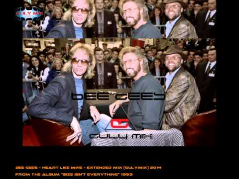 BEE GEES - Heart Like Mine - Extended Mix (gulymix)
