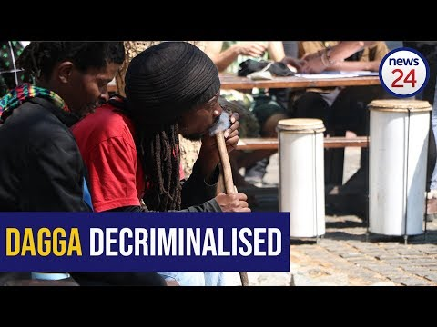 WATCH: Crowds celebrate outside Constitutional Court following dagga ruling