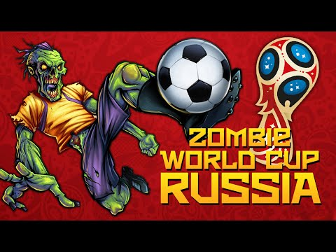 ZOMBIE WORLD CUP RUSSIA ★ Call of Duty Zombies Mod