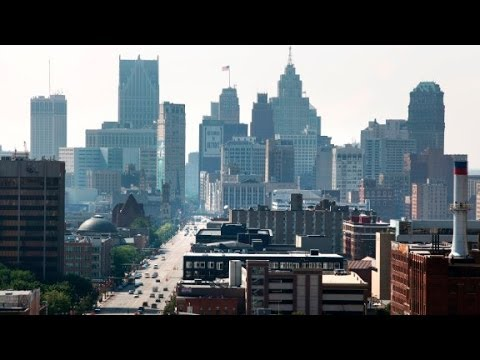 Tech startups bring hope to downtown Detroit