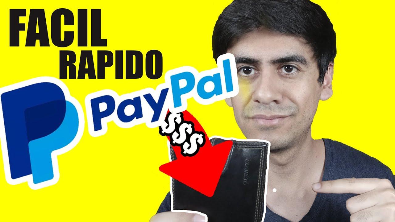 💵 Como Retirar Dinero de Paypal en Chile 👈