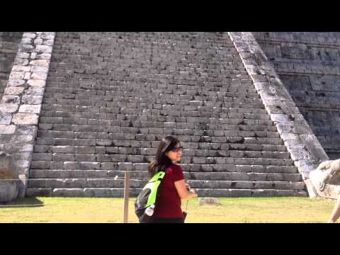Chichen Itza II - Acoustic Sounds of the Quetzal bird