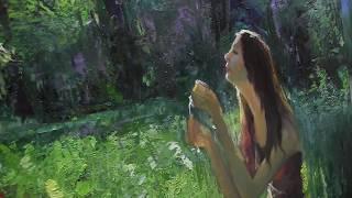 Уроки рисования в Москве, живопись для начинающих, Сахаров Игорь