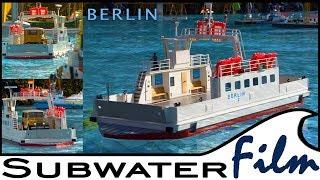 RC MODELLBAU Live | Car-Ferry BERLIN from WEDICO