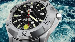 HYPERBAR® SHARK   3D animation of swiss watch