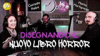 Live sul NUOVO LIBRO HORROR (con Mattia Martignago e Corrado Polini)