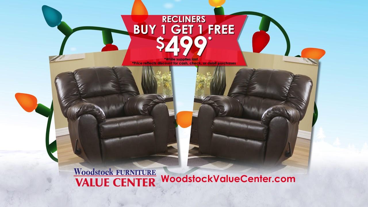 Woodstock Furniture Value Center Holiday 2018