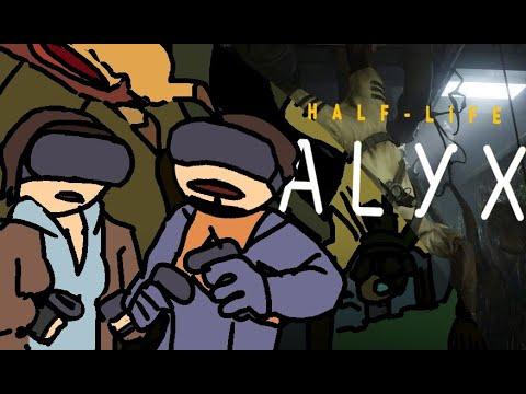 ТЫСЯЧА ВЗРЫВОВ - Half-Life: Alyx #4 Half life 3