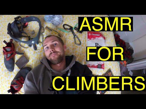 ASMR for Climbers