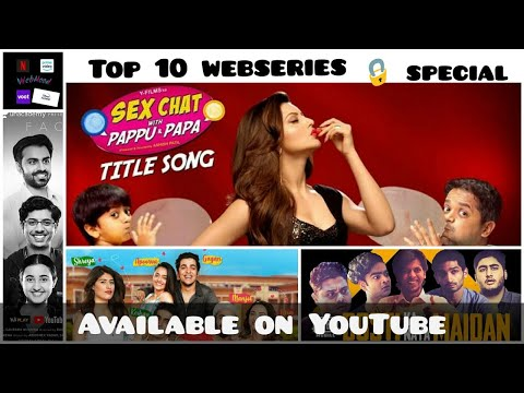 Top 10 best indian webseries (MAY 2020) in Hindi | Available On Youtube Free |