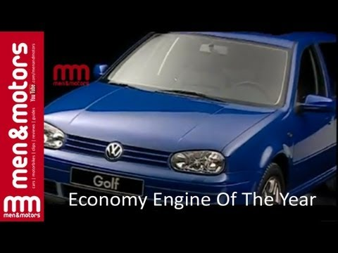 1998 Economy Engine Of The Year: VW TDi 100 Engine