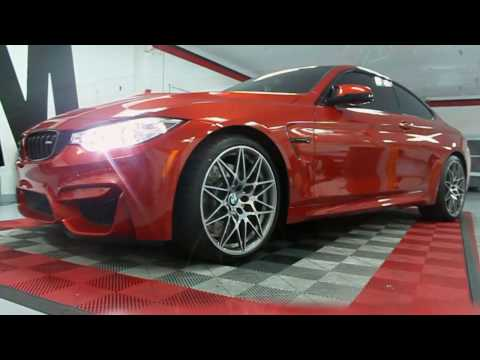 Las Vegas Avalos Window Tinting - 2017 BMW M4 Luxury.