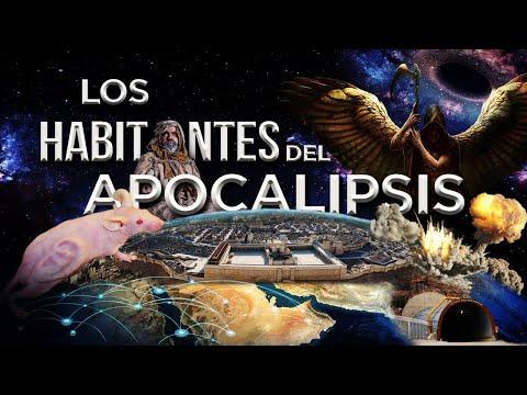 Apóstol German Ponce │ Los Habitantes Del Apocalipsis │ domingo pm 31 marzo 2019