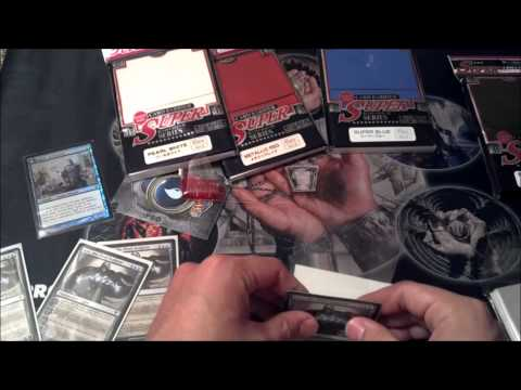 KMC Perfect Fits, KMC Regular Sleeves, Double Sleeving Magic The Gathering