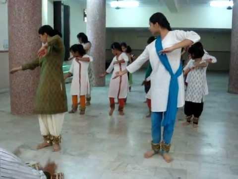 Kala Sangam Delhi - Kathak Seniors