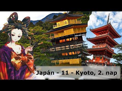 Japán - 11 - Kyoto, 2. nap