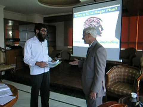 NLP based workshop  by Dr. Javaid Saim