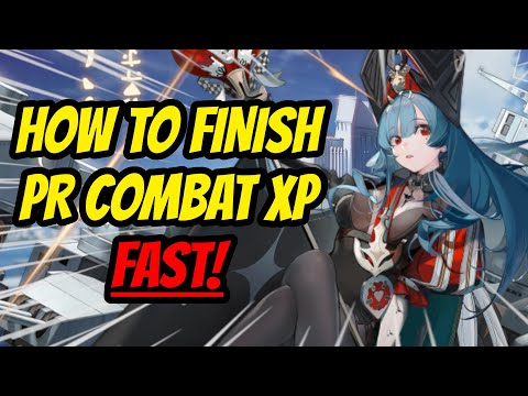 1 MIL XP IN 1 DAY?! How To Get PR Combat XP Fast! | Azur Lane
