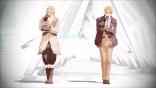 [Hetalia MMD] Rather Be