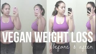 HOW I LOST 38LBS IN three MONTHS, BEFORE & AFTER WEIGHT LOSS TRANSFORMATION | Lose 20Lbs In 3 Weeks