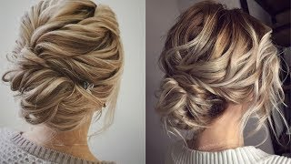 classic hair updo