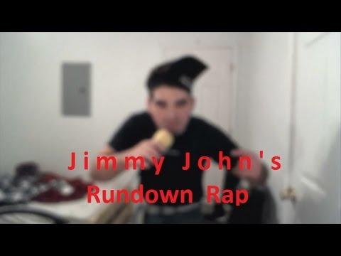 Jimmy Johns Menu Rap - YouTube