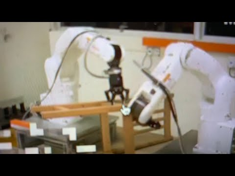 Robots Building IKEA Furniture Take Jobs From People And Here Is Proof