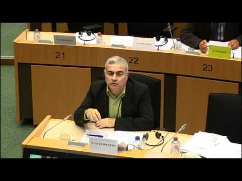 Chrysogelos about Cohesion Fund and repeal of Council Regulation (EC) No 1084/2006