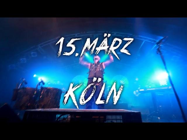 Ritual Tour 2019 - Köln