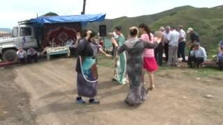 Сельская свадьба в Дагестане.  Курбан Гусейханов