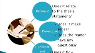Thesis Statements & PEE Structure
