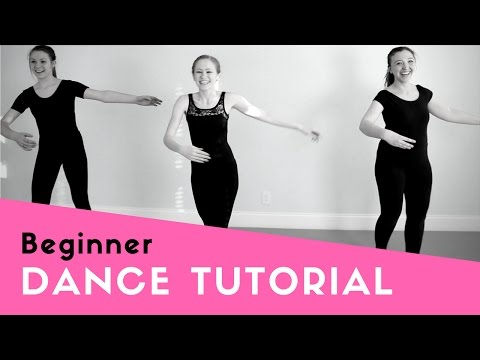 Beginner Lyrical Dance Tutorial! 💃 | StephKayCee