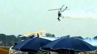 Todd Green Seconds Before Death Performance at Selfridge ANG Air Show