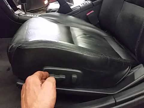 BH0940 - 2002 Nissan Maxima - Driver Side Front Seat on