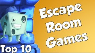 Top 10 Escape Room Games With Tom Vasel