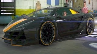 New ZENTORNO Super Car! GTA Online High Life DLC Update (Grand Theft Auto Multiplayer Gameplay)