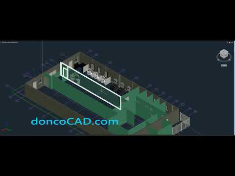 doncocad---building-plans-modeled-in-3d-with-autocad-/-bricscad