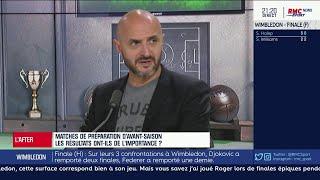 """François Manardo : """"Les matches de préparation, c'est un peu une usine à gaz"""""""