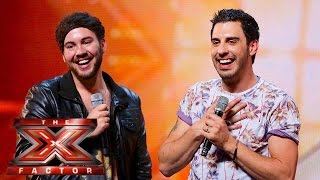 Love Me Like You Do - The Shures (X Factor Audition)