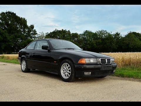 1997 bmw e36 318is 318 coupe black video review youtube. Black Bedroom Furniture Sets. Home Design Ideas