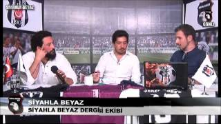 Ahmet Feyzi Yücer Beşiktaş Forma Aşkı Kartalbakışı TV