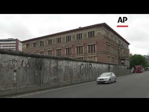 Dissident art under East German regime
