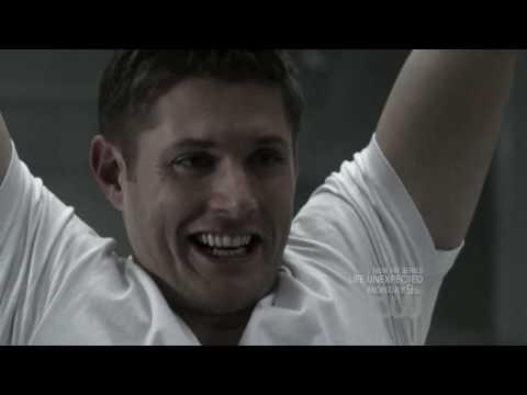 Supernatural  Dean and PUDDING!