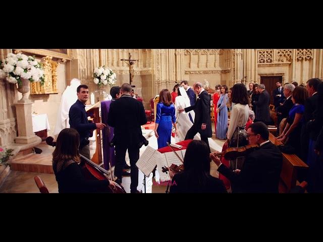 Canon | Capilla de loz Vélez | Musica bodas Murcia | Entrada de Novia