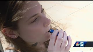 How do e-cigarettes impact young people? One Vermont researcher wants to find out
