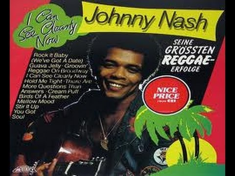 Johnny Nash I Can See Clearly Now 2013 Reggae Tribute Karaoke Cover feat. Trevon
