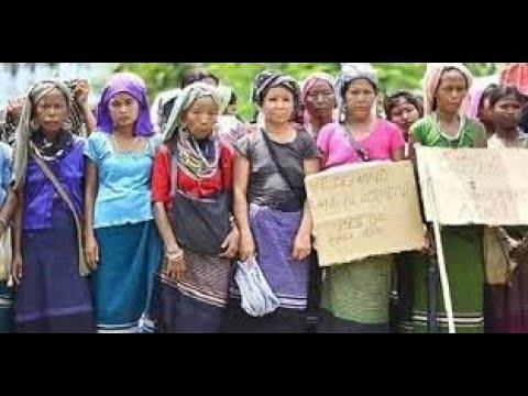 Reang Refugees in Tripura
