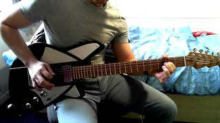 Smashing Pumpkins - The Groover (Guitar Solo Cover)